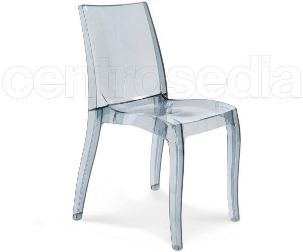 Light sedia policarbonato sedie policarbonato trasparenti