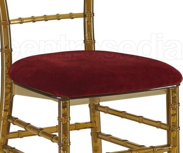 Cuscino Sedia in Velluto