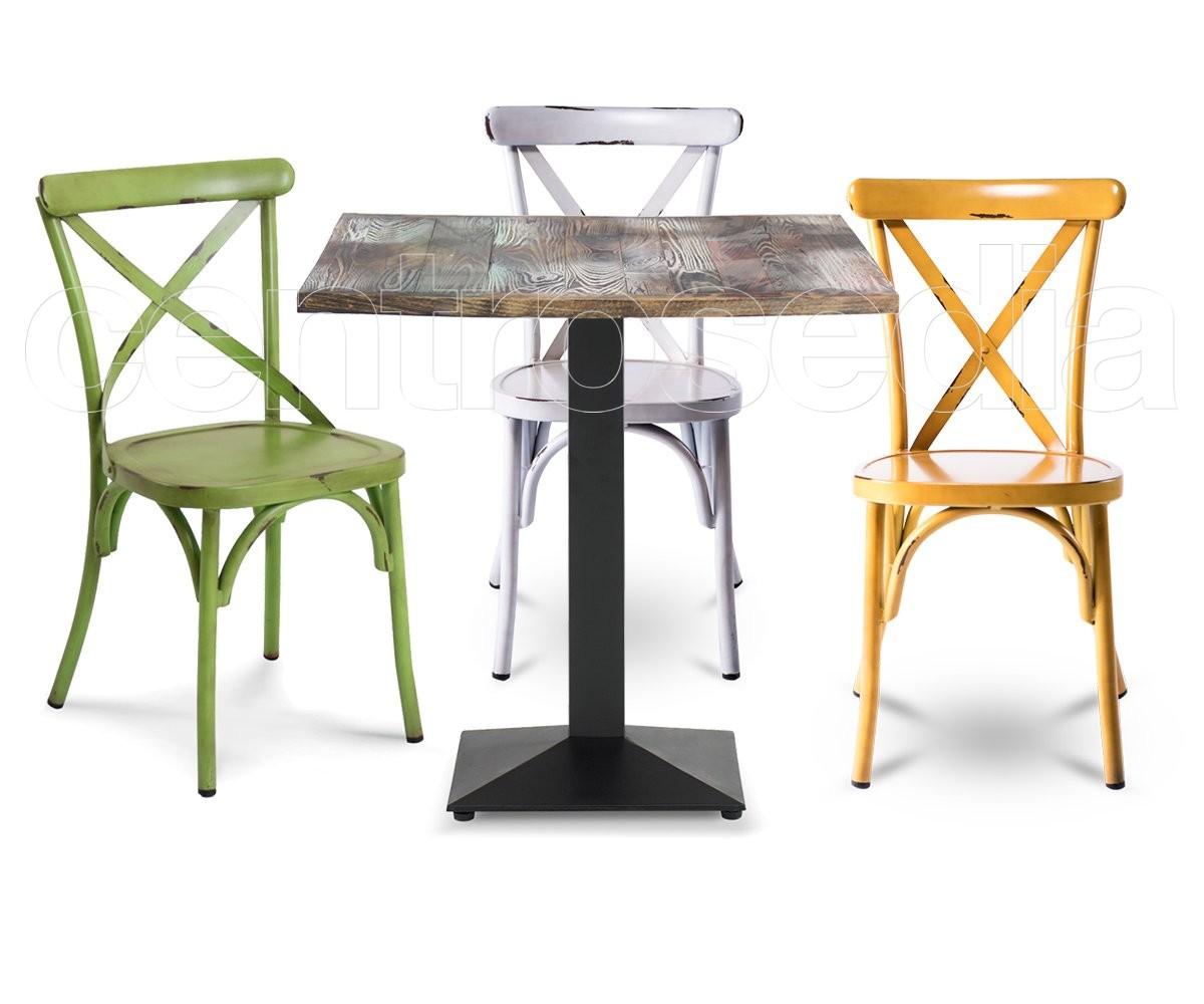 Tavolini Bar Vintage.Ulma Cast Iron Table Base Vintage Industrial Tables