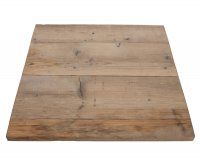 Solid Brushed Fir Top