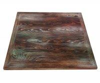 Solid Elm Wood Top