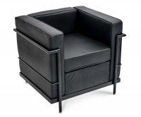 """Isotta"" Vintage Padded Armchair"