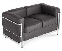 """""""Isotta"""" Vintage Padded Sofa - 2 Seat"""