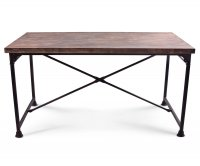 """Brooklin"" Industrial Table"